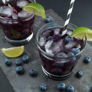 Blaubeerwasser