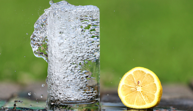 Wasser - Dein Lebenselexier