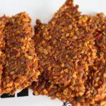 Paprika-Tomaten-Cracker
